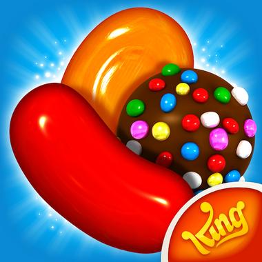 بازی Candy Crush برای گوشی آیفون و خرید قسطی گوشی آیفون