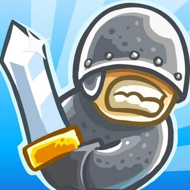 بازی Kingdom Rush برای آیفون و خرید قسطی گوشی آیفون