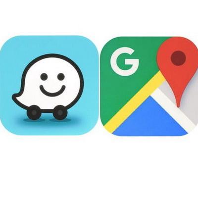 Google Maps و Waze گوشی آیفون و خرید قسطی گوشی آیفون