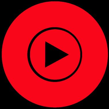 اپلیکیشن YouTube Music برای گوشی آیفون و خرید قسطی گوشی آیفون و محصولات اپل