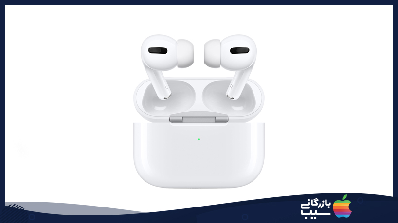 ایرپادز های جدید شرکت اپل