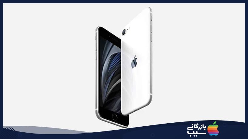 نمایی از iPhone SE 2020