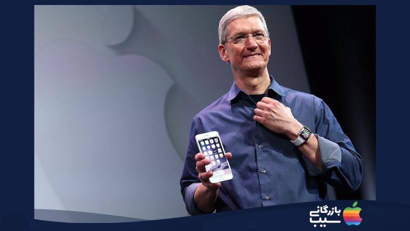"Tim Cook : ""iPhone SE2020 سریعتر از سریعترین تلفنهای Android"""