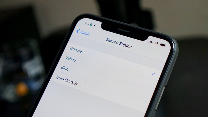 موتور جستجوی اپل