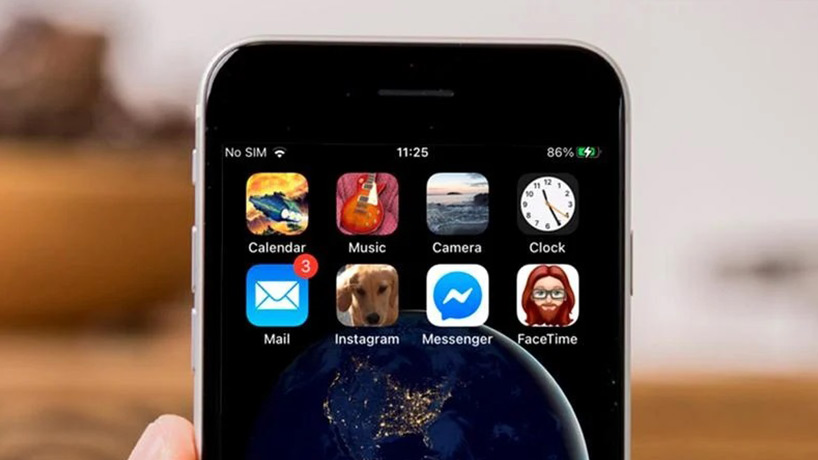 تغییر آیکون در iOS 14