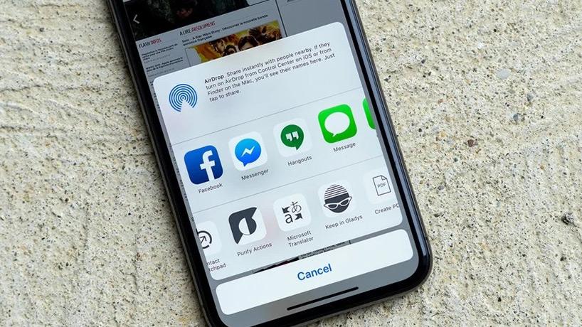 ترجمه صفحه وب در iOS 14
