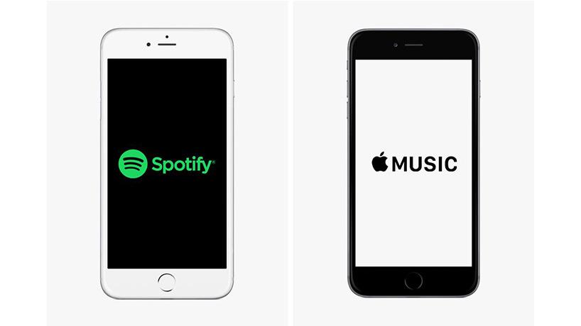 انتقال پلی لیست اسپاتیفای به اپل موزیک