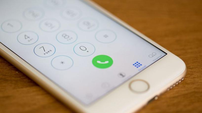 درخواست شماره تلفن هنگام نصب iOS 14.2