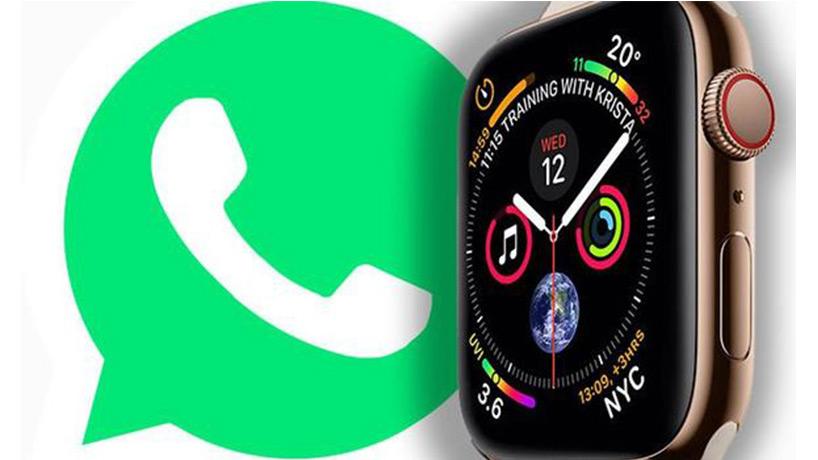 برنامه واتسپ برای اپل واچ