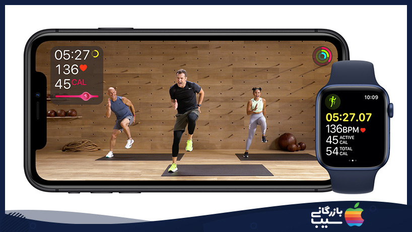 اپیزودهای جدید Time to Walk اپل فیتنس پلاس