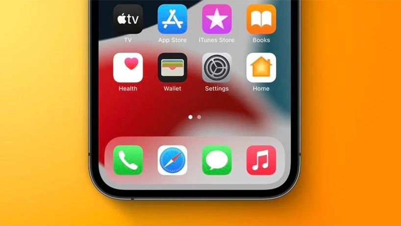 درگ و دراپ اسکرین شات در iOS 15