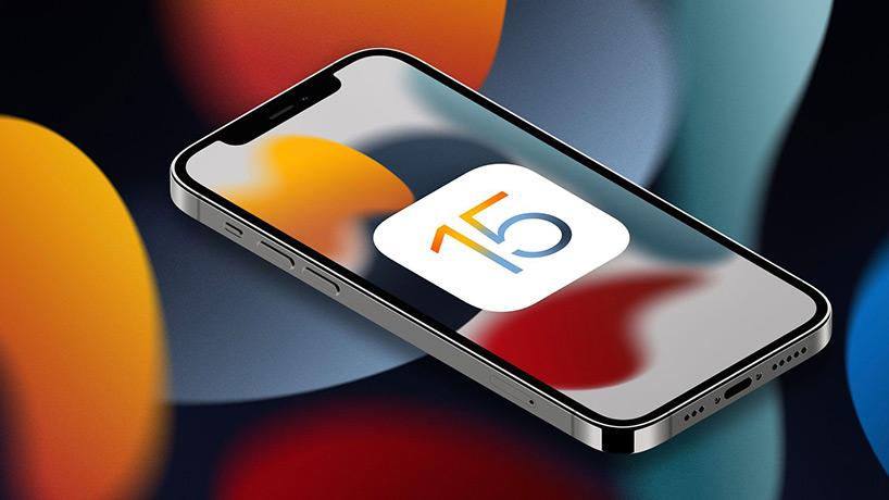 بتا سوم iOS 15