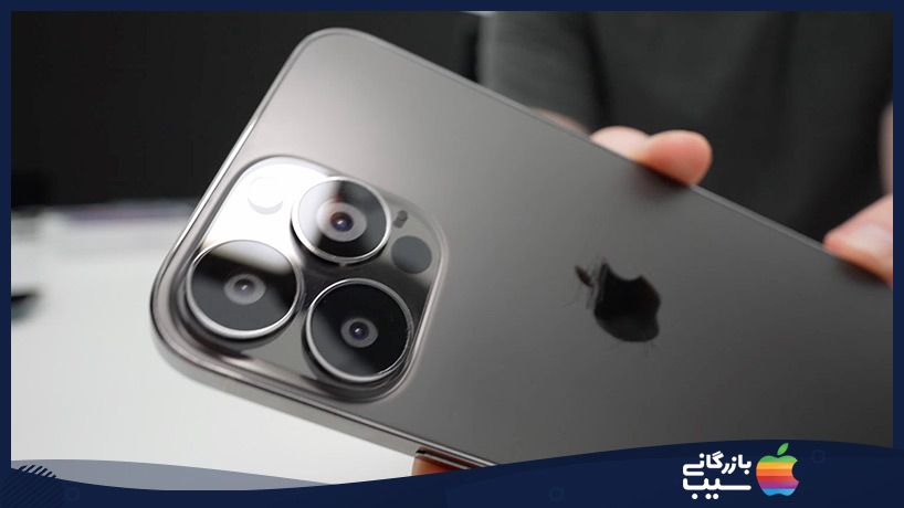 ویژگی های جدید دوربین آیفون 13